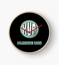 KVR Logo Clock