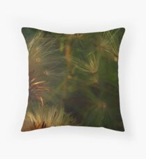 Thistle Diaspora Throw Pillow