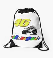 vroom Drawstring Bag
