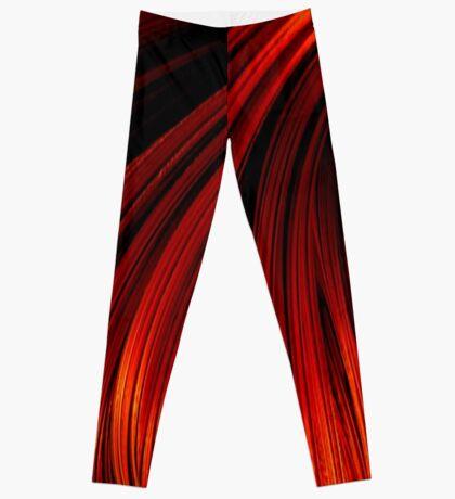 feminine curves Leggings