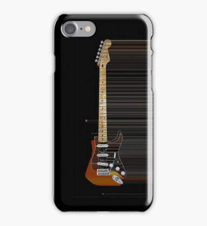 falling music iPhone Case/Skin