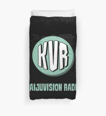 KVR Logo Duvet Cover