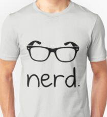 Nerd. Unisex T-Shirt