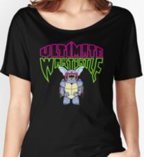 ULTIMATE WARTORTLE VERSION 2! Women's Relaxed Fit T-Shirt