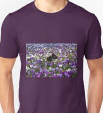 Easter Bunny in the Spring Unisex T-Shirt
