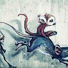 Rat race by heinrich