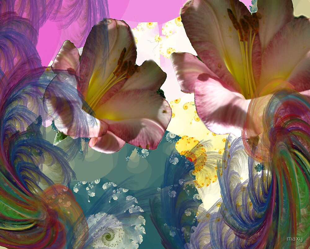 Waltz of the Flowers by maxy