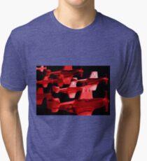 catch the red eye Tri-blend T-Shirt