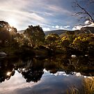 tranquilty - Thredbo river by MagnusAgren
