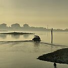 Early Fishers,Hastings by Peter Rowley