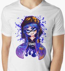 Splatoon: Inkshot Men's V-Neck T-Shirt