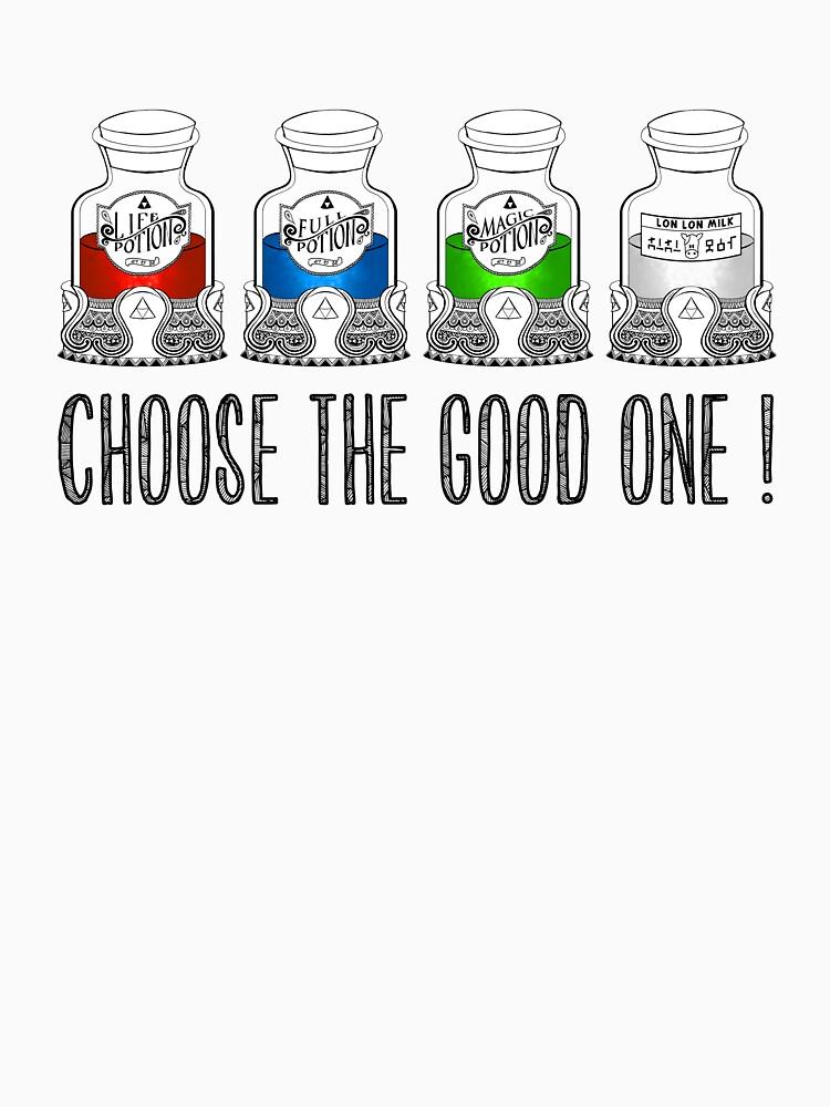¡Elige el bueno! de artetbe