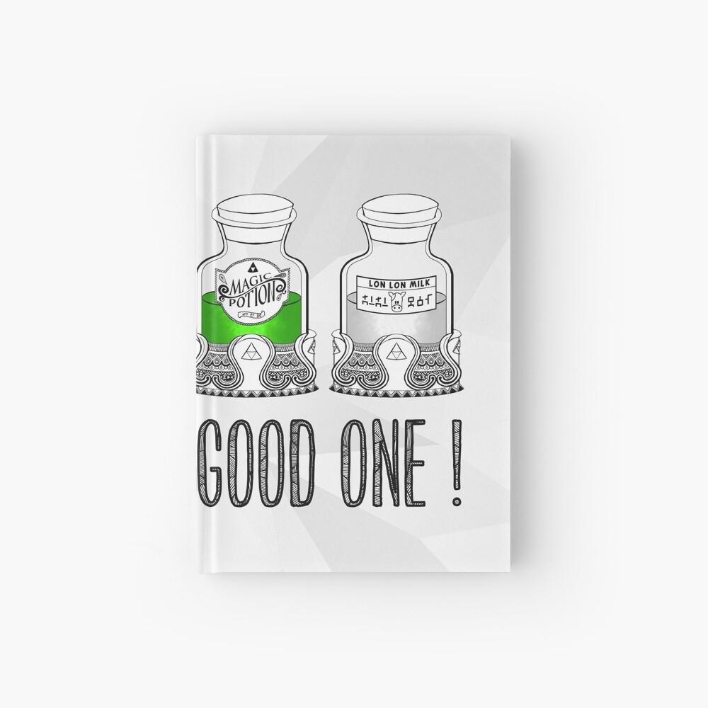¡Elige el bueno! Cuaderno de tapa dura