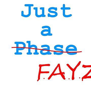 Just a FAYZ by mdoering16