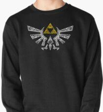 Zelda - Hyrule doodle Pullover