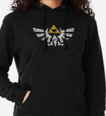 Zelda - Hyrule Gekritzel Leichter Hoodie