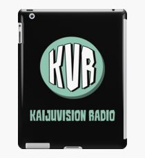 KVR Logo iPad Case/Skin