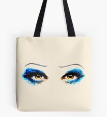 Darren is Hedwig - Eyes Tote Bag