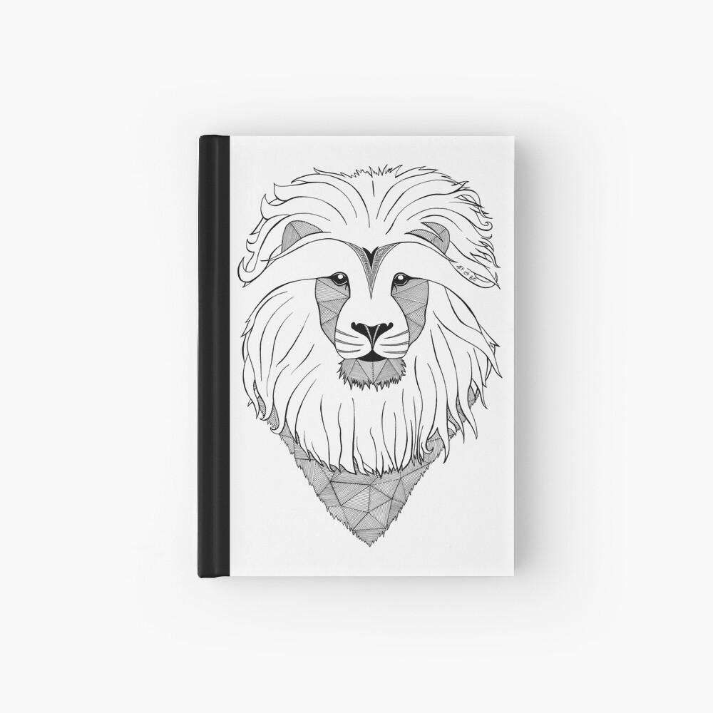 Lion Light Cuaderno de tapa dura