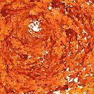 Autumn dance by VallaV