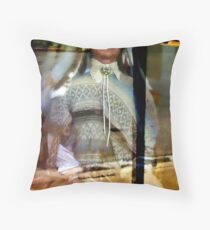 Reflections: The West: The Way We Were Throw Pillow