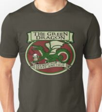 The Green Dragon Slim Fit T-Shirt