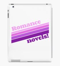 Romance Novels are Groovy iPad Case/Skin