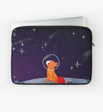 Somewhere Out There Laptop Sleeve