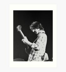 Zappa Solos Art Print