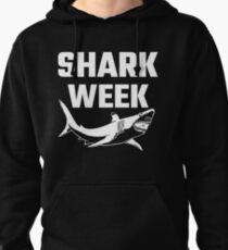 Shark Week Pullover Hoodie