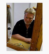 Self Portait Photographic Print