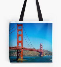 Golden Gate 2 Tote Bag