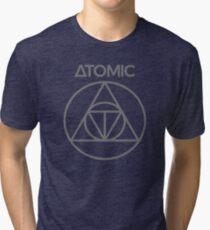 Atomic Monogram Tri-blend T-Shirt