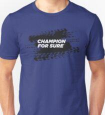 CHAMPION For Sure Motorsport T-Shirt Slim Fit T-Shirt