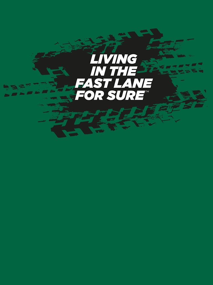FAST LANE For Sure Motorsport T-Shirt by ForSure