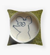 Camembert Throw Pillow