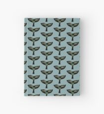 Empty the Tanks - A Pledge for Orcas Hardcover Journal