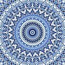Bei dem Ocean Mandala von Kelly Dietrich