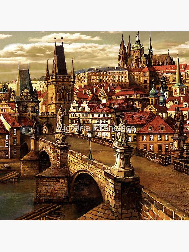Prague Charles bridge  von FranciscoVicky