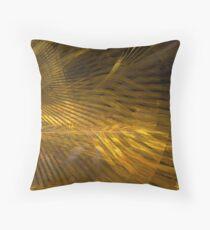 Golden Hair Floor Pillow