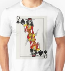 Queen of Spades Unisex T-Shirt