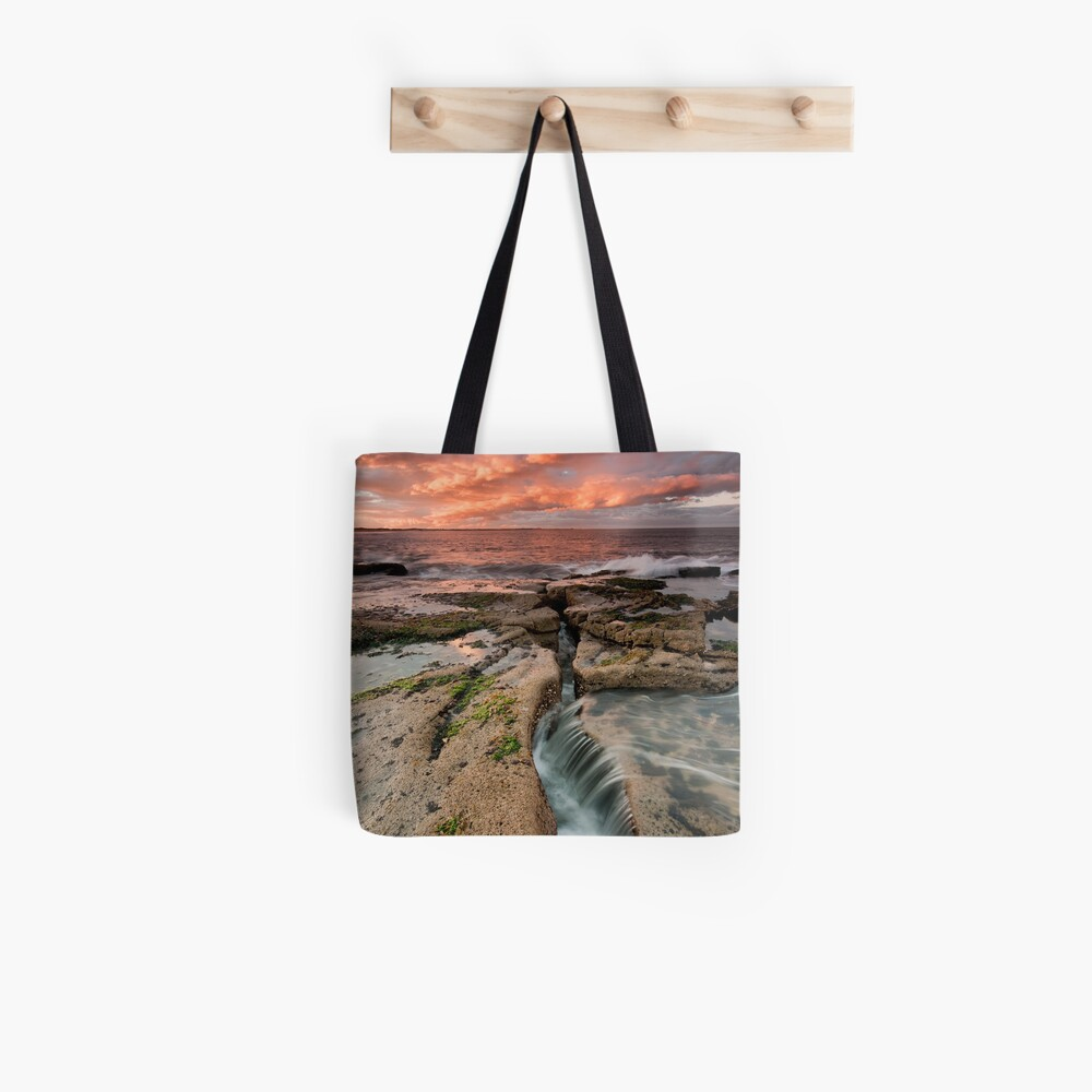 Warm Front Tote Bag
