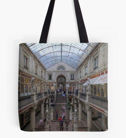 Canopied - Passage Pommeraye Tote Bag