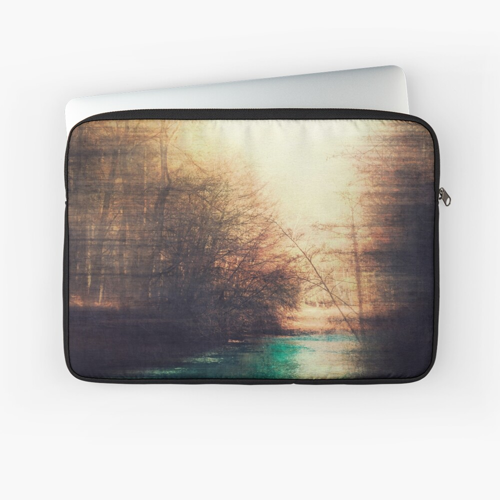gold noise Laptop Sleeve