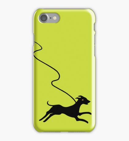 Off Leash iPhone Case/Skin
