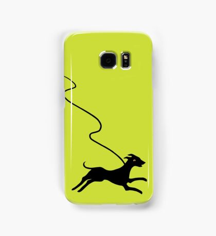 Off Leash Samsung Galaxy Case/Skin
