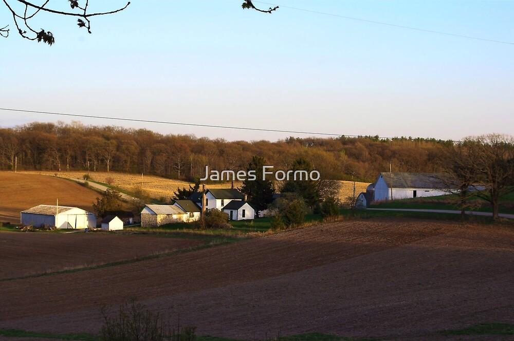 Waukesha County Farmland by James Formo