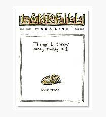 Landfill Photographic Print