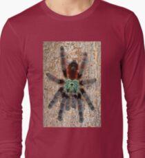 Adult Avicularia versicolor Tarantula Long Sleeve T-Shirt