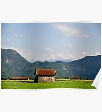 Countryside. Germany. 29. Poster